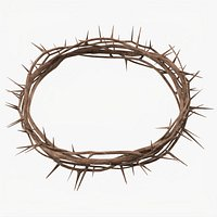 Crown of thorns wooden