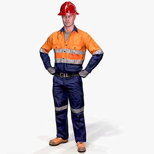 max vr safety worker