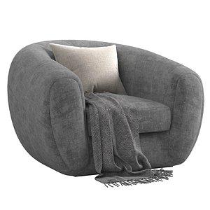 mayfair chair 3D