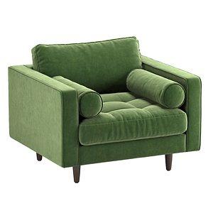 3D model sven green