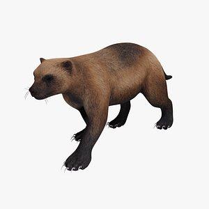 animal wolverine model