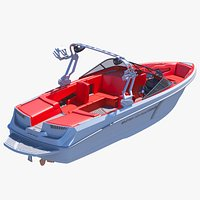 Wakeboard Boat Nautique Super Air 230