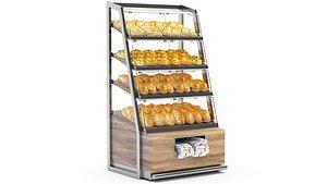 3D bread rack superior