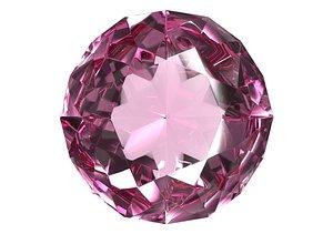 gem stone gemstone 3D model