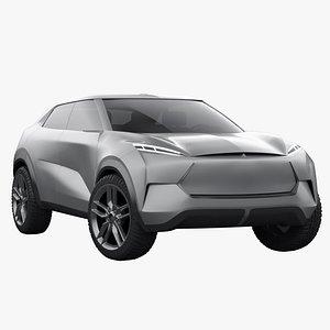 3D Future Concept Car