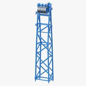 crane wa frame 1 model