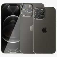 Apple iPhone 13 Pro and Pro Max Graphite