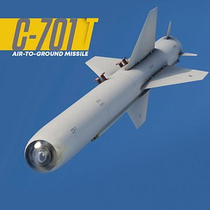 C-701T Air-to-Ground Missile model