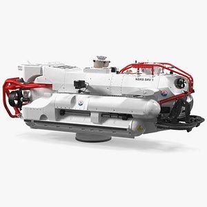 3D NATO Submarine Rescue System