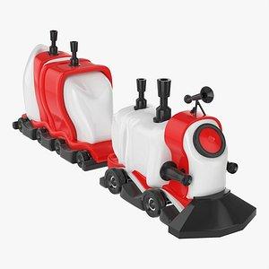 Toy train model