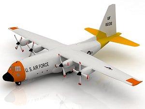 RAAF CC-130J Super Hercules model