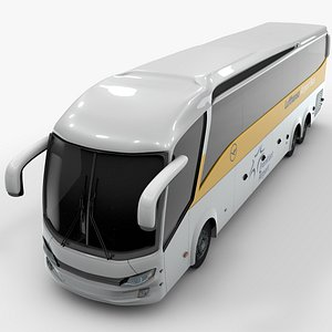 shuttle bus airport model