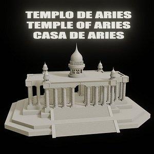 temple aries model