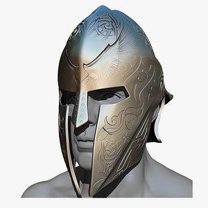 elite guardian helmet 3D