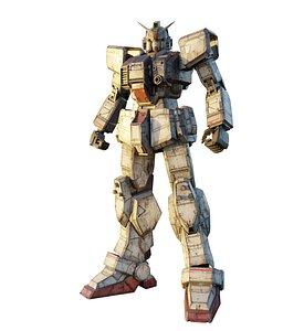 gundam ground type for sale 3D model