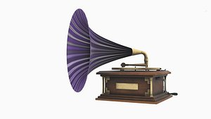 music electronics instrument 3D