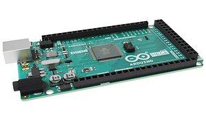 3D Arduino mega 2560