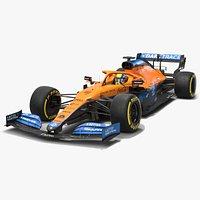 McLaren F1 2021 MCL35M Formula 1