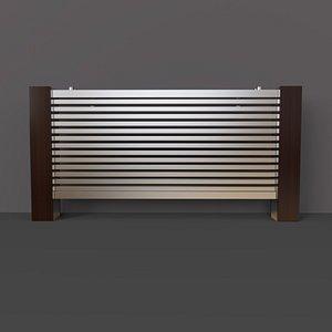 3D Radiator Accuro-Korle Excel-Q 50110