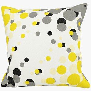 3D Sofa Pillow V31