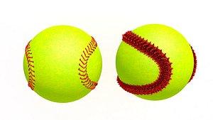 Softball model