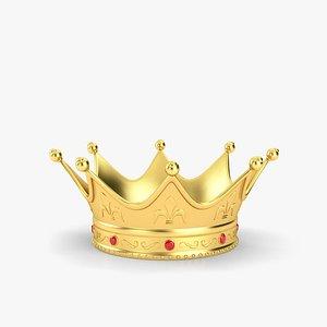 king crown 3D