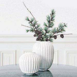 3D 1 vases