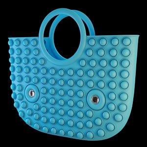 3D model Push It Pop Fidget Toys Handbags