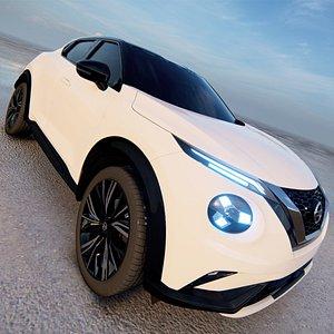 3D 2020 Nissan Juke