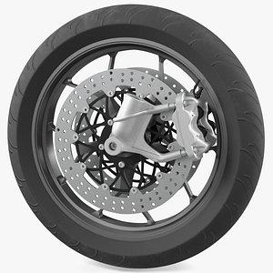 wheel motorcycle moto cycles 3D