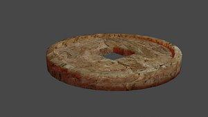3D Bending Disc model