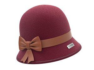 3D hat decoration
