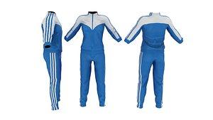 Men's Sportswear 3D model