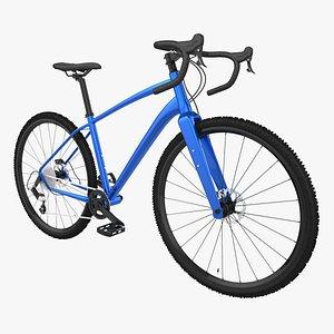 gravel bicycle model