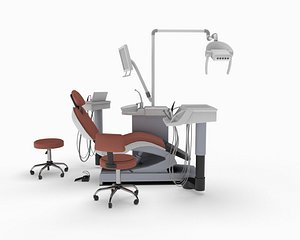 3D chair sirona dental