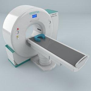 tomograph siemens somatom 3D model
