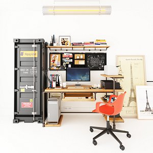 Workplace WP4 model