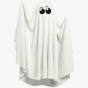 3D Funny Ghost V2