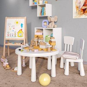 accessories furniture decor 3D