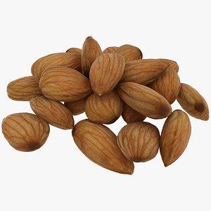 almond pile model