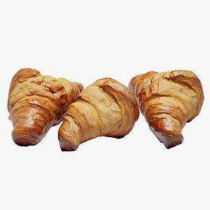 3D Croissants