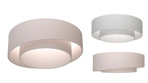 3D model Vibia CENTRIC Ceiling lamp