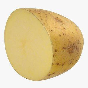Half Potato 3D