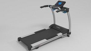 3D lifespan tr5000i treadmill