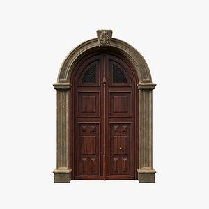 Exterior Door V4 model