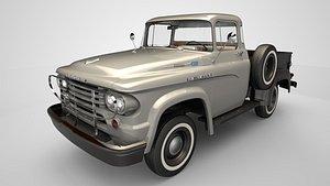 Dodge Power Wagon 4x4 3D model