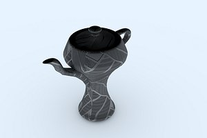 3D tea-urn 1 model