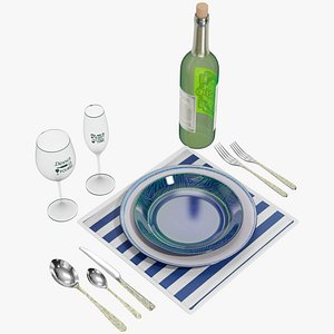 Dining Items model