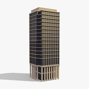 3D Commercial Building 012