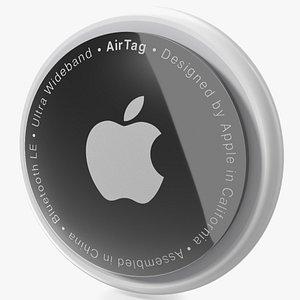 Apple AirTag 3D